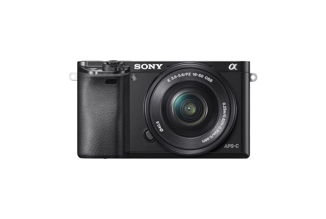 sony a6000 fronte