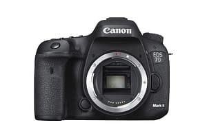 canon 7d mk II front