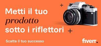 Come vendere foto online con Fiverr