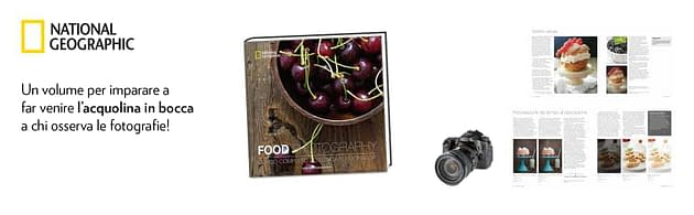 Food photography,Corso completo