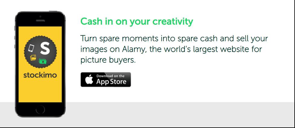 stockimo vendere foto online